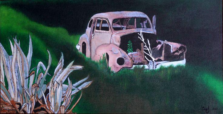 Old Car New Life (CeliaJ)