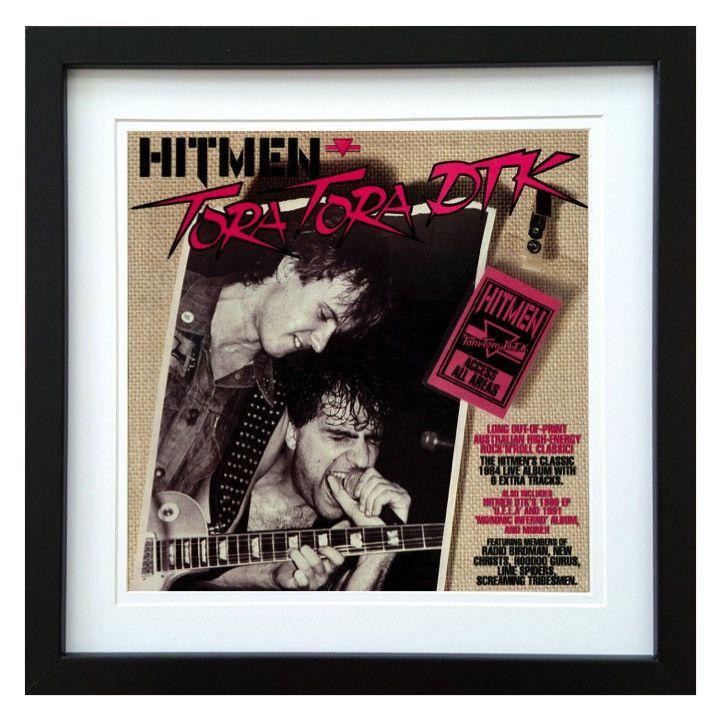 Hitmen | Tora Tora DTK Album | ArtRockStore