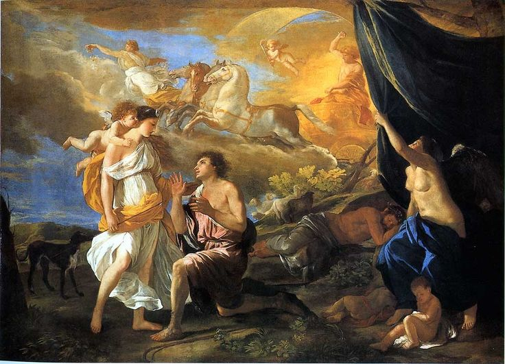 Diane et Endymion 1630 Detroit Institute of Art - Nicolas Poussin - Wikipedia, the free encyclopedia