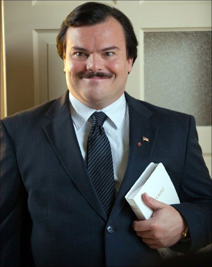 """From a reviewer: """"When they say truth is stranger than fiction, they mean stories like 'Bernie'. Local mortician and good citizen Bernie Tiede, played by Jack Black in the performance of his career, is loved by everyone in the community. So much so that when he confesses to killing the town shrew (Shirley MacLaine) no one believes him and the town wants to see him acquitted. It's too bad Black wasn't remembered with an Oscar nomination. It's a superb performance in a wonderful film."""""""