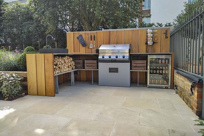 Thirty One Outdoor Kitchen Outdoor Kitchen Uk Indoor Outdoor Kitchen Wooden Outdoor Kitchen Outdoor In 2020 Outdoor Kitchen Backyard Kitchen Outdoor Bbq Kitchen
