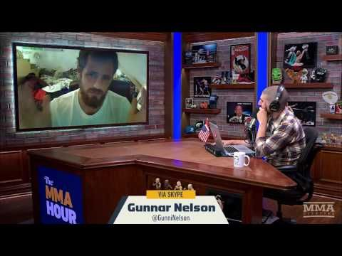 Gunnar Nelson Says It Would Be a 'Dream' to Get Rematch With Demian Maia