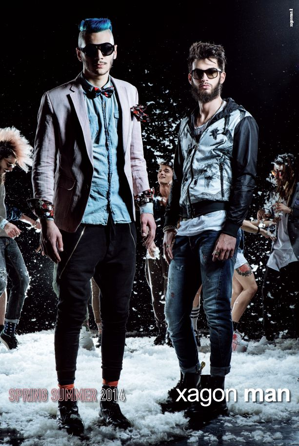 Spring Summer collection now on xagonman.it