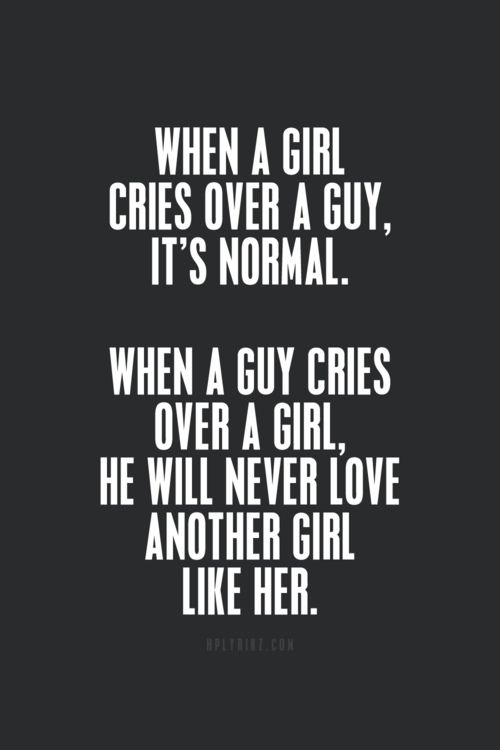over girlfriend being with other guys
