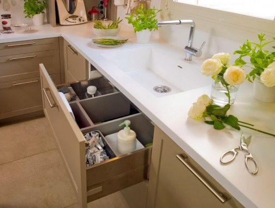 Kitchen Drawers Instead Of Cabinets 53 best kitchens images on pinterest | architecture, modern