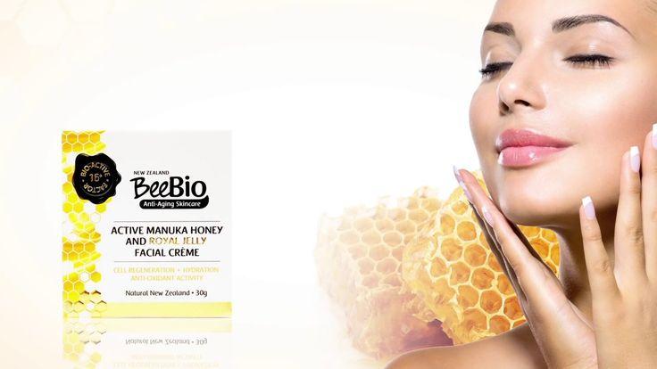 BeeBio Retail Instore Display