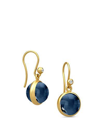 Klikk her for å se og kjøpe Julie Sandlau Prime Earring - Gold (Blue) på Boozt.com - til 1250 kr. Ny kolleksjon fra Julie Sandlau! Rask levering, enkel retur og sikker betaling.