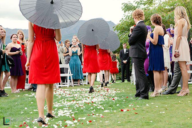 wedding ceremony stoneridge