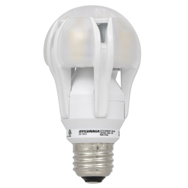 Love the design of these bulbs, not the price.   Saw the same ones for a little less at Calgary Co-op.  Linked to Rona because it was the easiest place to find these bulbs online.  8-W LED bulb   RONA    Only complaint (besides price) is that stores only carry 2700K models vs 3000k or higher.  I prefer whiter lights.