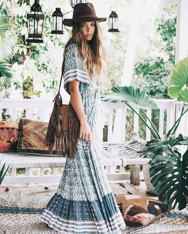 » boho love » wild at heart » earth child » captivate » bohemian soul » long dresses & wild tresses » boho style » elements of bohemia »