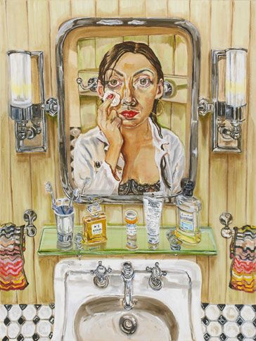 It's time to make friends with that lady in the mirror. ANH DUONG
