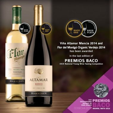 PREMIOS BACO - XXIX National Young Wine Tasting Competition   News & Events   Hammeken Cellars