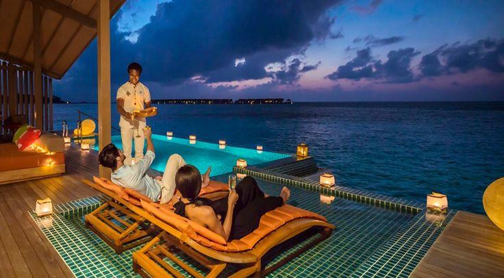 chillen op de maldiven - the finolhu village - wonen voor mannen