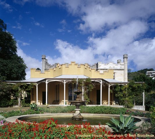 Vaucluse House. Wentworth Road, Vaucluse. General $8, Concession/Child $4, Family** $17. Open Friday - Sunday 11am – 4pm | Tours every hour, last tour 3pm | Open daily during NSW school holidays. VAUCLUSE HOUSE TEAROOMS: Wednesday to Friday 10am to 4.30pm; Saturday and Sunday 8am to 4:30pm.