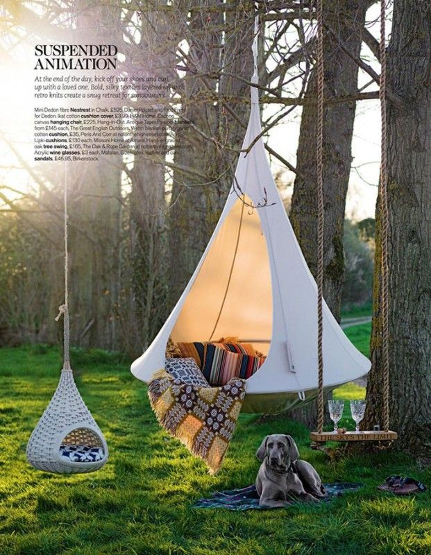 Amazing 121 Best Outdoor  Hanging Chairs Images On Pinterest | Architecture, Hanging  Chairs And Gardens