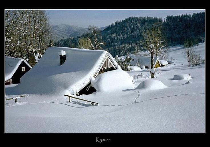 Slovakia-Kysuce