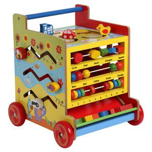 Tinkers 8 in 1 Activity Learning Cart