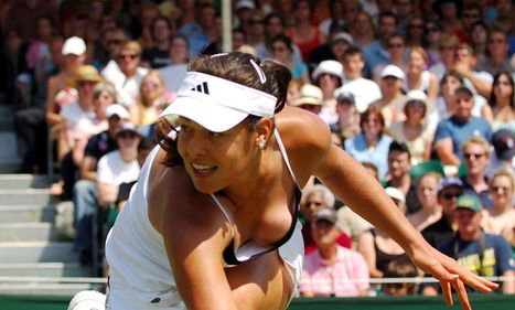 10 $exiest Tennis Divas Who Intensely Heated Up The Court | Health and Beauty | Scoop.it