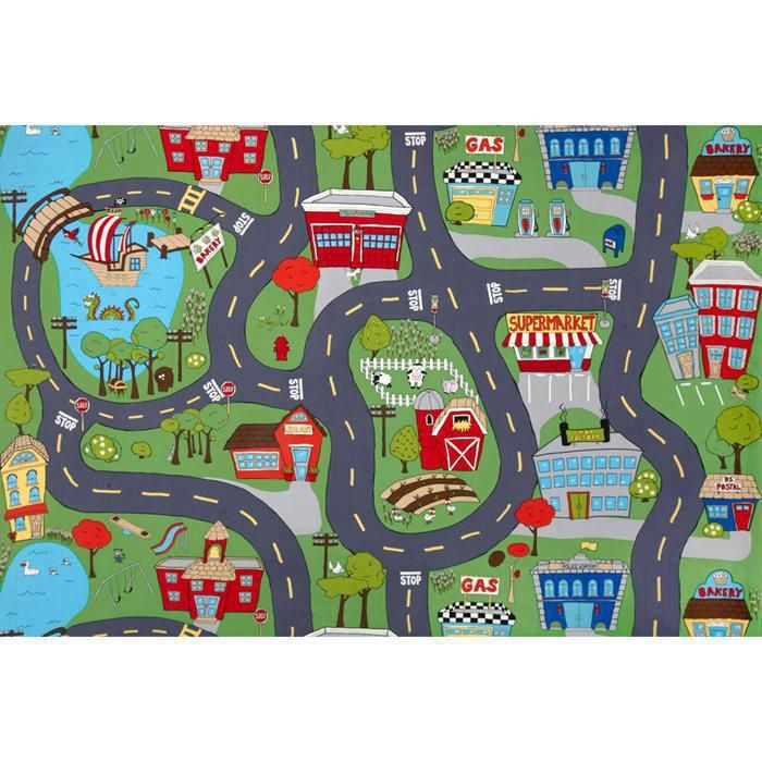 Fabric Roads For Toy Cars : Best images about kids fabric on pinterest cars