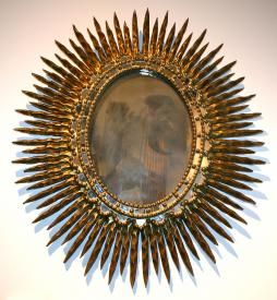 29 Best Images About Gold Sunburst Mirror On Pinterest