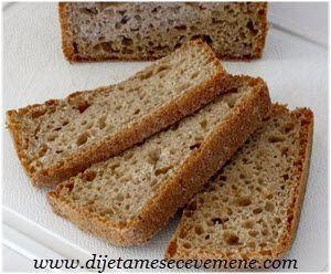 Savršen domaći hleb sa integralnim brašnom. Evo kako se pravi