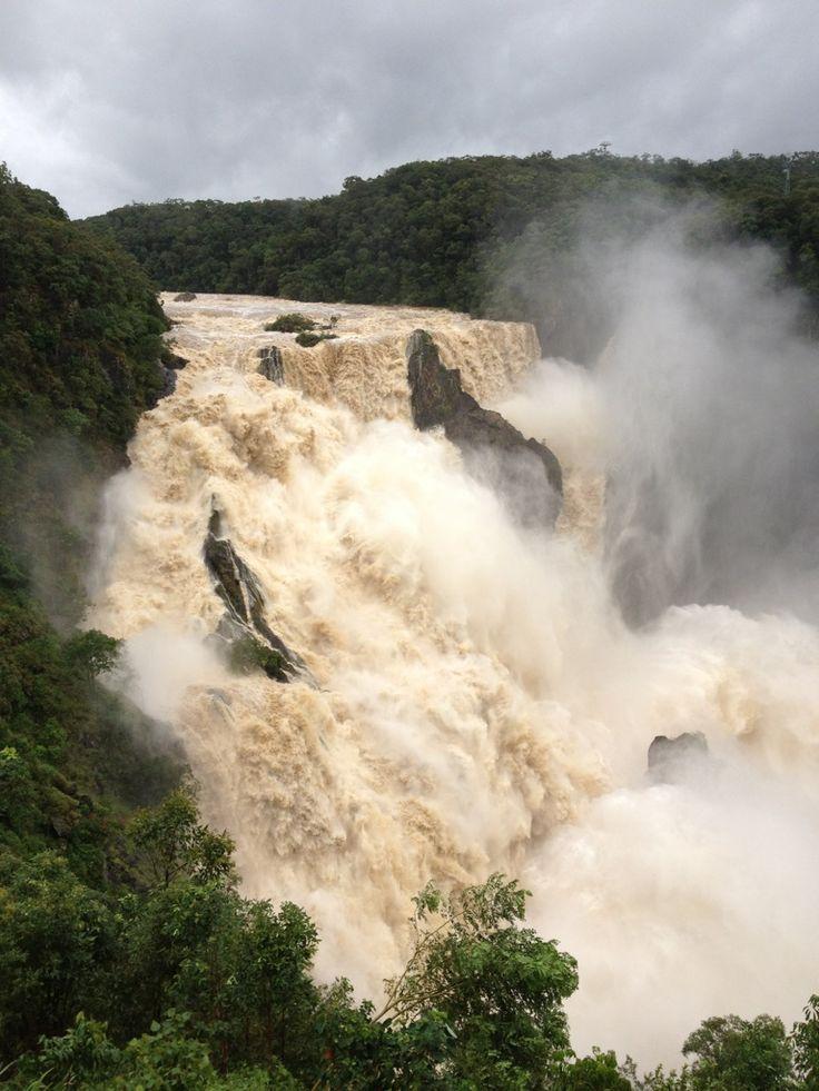 Barron Falls, Kuranda, Nth QLD Australia