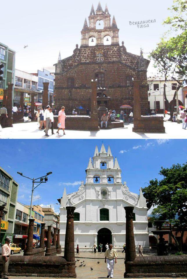 Iglesia Veracruz- Med.