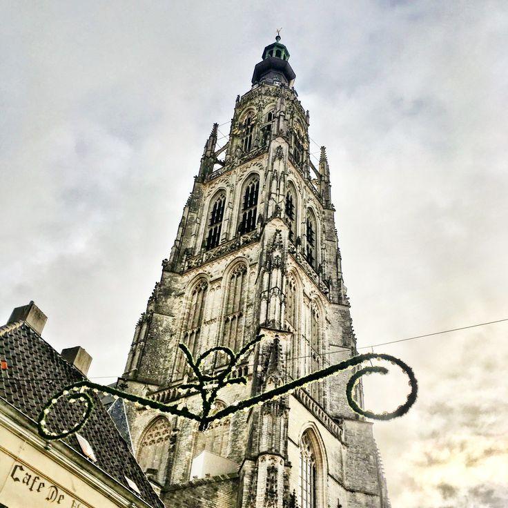 Grote kerk - breda