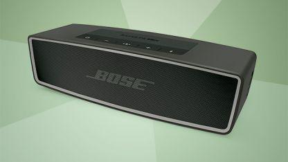 Best Portable Speakers 2016: 10 best Bluetooth speakers you can buy - Bose SoundLink Mini II