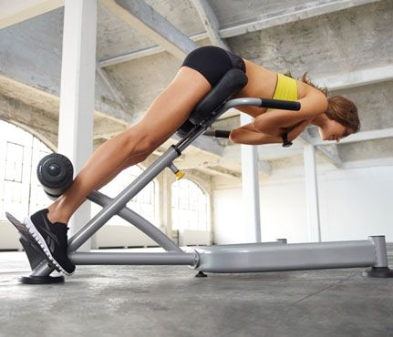 5 Strength Machines Every Woman Should Use: Workouts: Self.com : We polled 100-plus top trainers for the weight room equipment that will get you fittest fastest and got the best moves to master. via @SELF Magazine