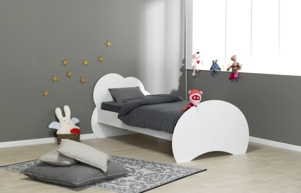 Kid's Single Bed Altea White