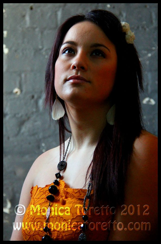 Model Chelsea. Model Portfolio photo-shoot. Invercargill.