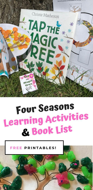 Predownload: The Magic Tree Learning Activities Seasons Activities Seasons Preschool Learning Activities [ 1500 x 735 Pixel ]