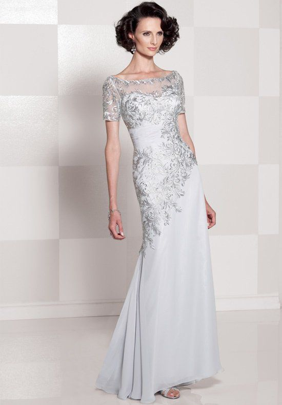 Cameron Blake 114662 Mother Of The Bride Dress - The Knot