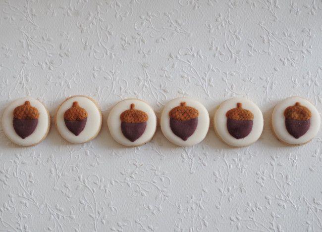 fall acorn, by doctorcookies