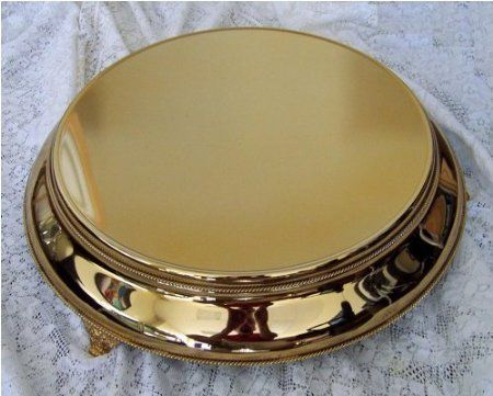 18 round gold wedding cake stand 17 best images about 50th golden wedding anniversary 10077