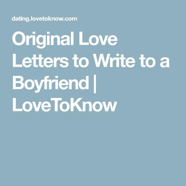Best  Love Letter To Boyfriend Ideas On   Sweet