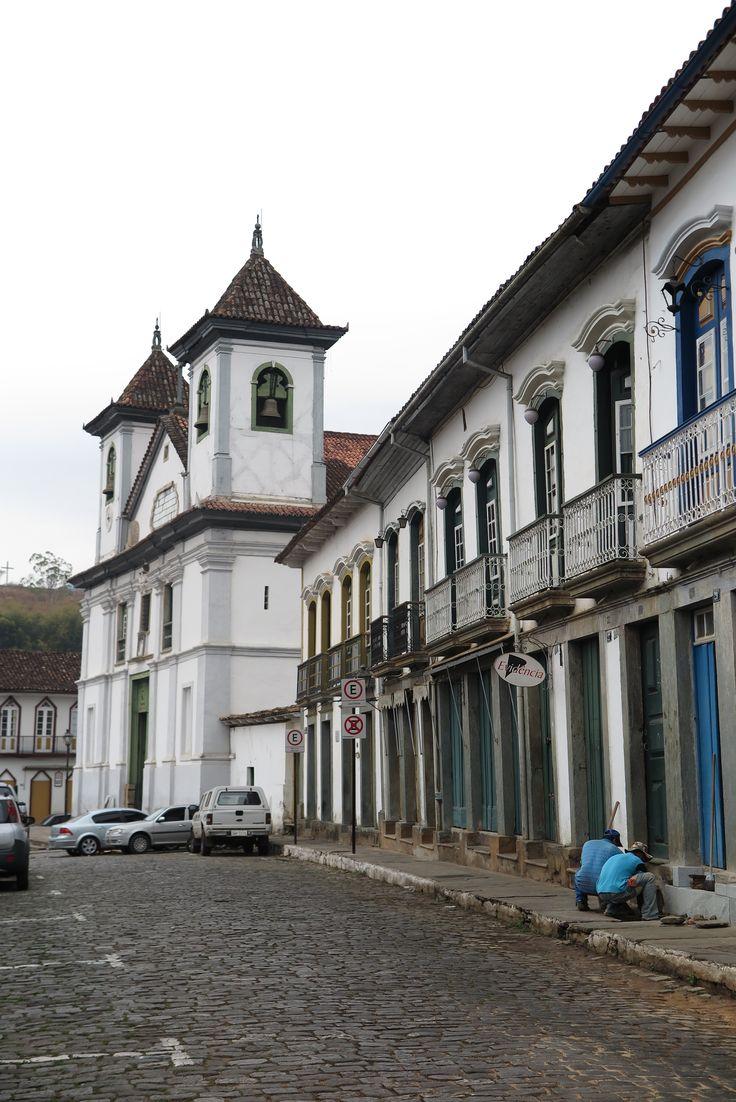 Mariana - Minas Gerais.