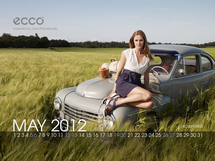 May 2012 Visit http://facebook.com/ecco #ecco @eccoshoes