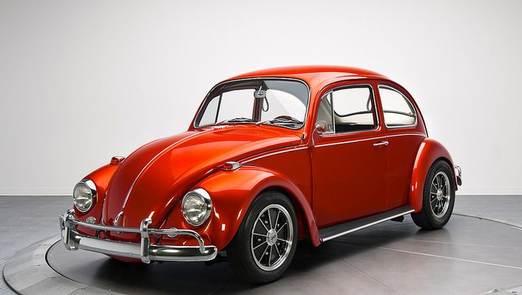 """MY FIRST CAR, VW Bug. Dad would get me a """"moon roof"""" for my 21st birthday! It was a very sad day when I sold it, but I kept the original key."""