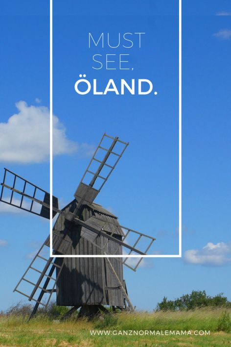 Reisen mit Kindern: Reisetipp Insel Öland in Schweden