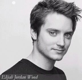 Elijah Wood - Some crushes aren't that easy to explain