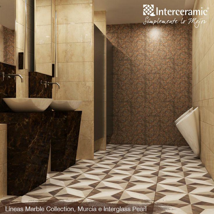 En el ba o necesitas de una buena iluminaci n y te for Decoracion pisos modernos