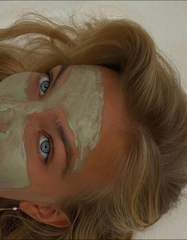 Getting Ready Beauty Aesthetic Girl Skin