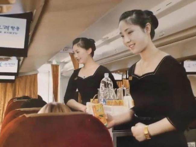 Air Koryo stewardess (@misskimpyongya1) | Twitter