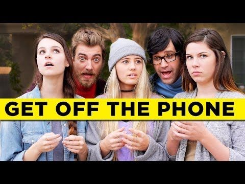 Not convinced? Perhaps Rhett & Link will sway you with this musical number. | 12 Fail GIFs That Will Make You Get Off The Phone