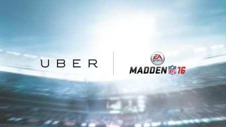 Uber giving away Madden NFL 16 games in all 32 NFL cities today | Uber Promo Code Offers Coupons Aug 2015