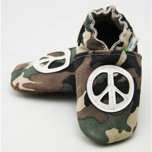 Peace Sign booties!
