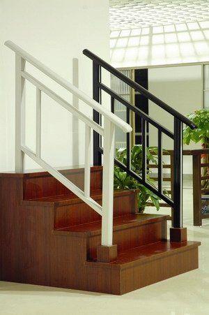 Best Aluminum Handrail Ideas On Pinterest Metal Deck Railing