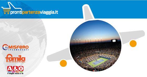 PRONTI, PARTENZA, VIAGGIA! Tutto il Tennis che hai sempre sognato, dai Masters 1000 al Grande Slam, dalla Davis Cup all'ATP Challenger Tour Finals da € 350,00 Scopri di più su http://www.prontipartenzaviaggia.it/it/services/887/game_set_eamp;_match_tennis_atp_world_tour_2017_evento_sportivo.html